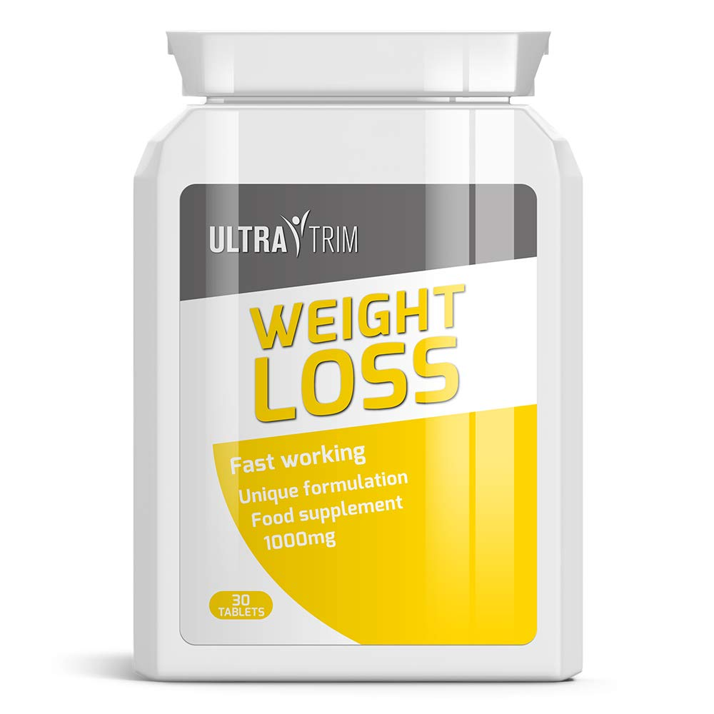 Amazon Com Ultra Trim Weight Loss Pills Extreme Weight Loss Max