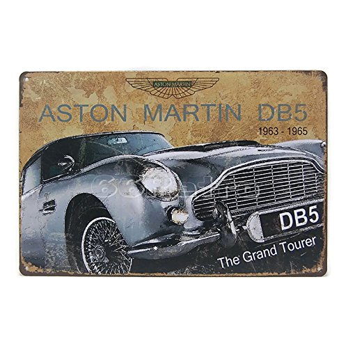 1963-aston-martin-db5-the-grand-tourer-vintage-tin-sign-20cm-x-30cm-wall-decorative-sign-by-66retro