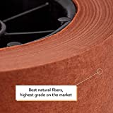 Pink Butcher Paper for Smoking Meat - Peach Butcher Paper Roll 18 by 200 Feet (2400 Inches) - USA Made