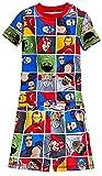 Disney Marvel's Avengers PJ PALS Pajama Short Set for Boys (2)