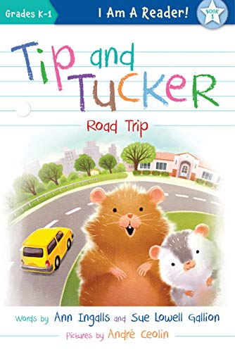 Book Cover: Tip and Tucker Road Trip