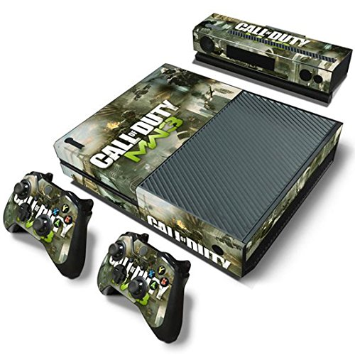 Mod Freakz Console and Controller Vinyl Skin Set - Xbox One Controller Cod