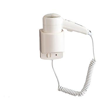 Wall-mounted hair dryer Secador de Pelo montado en la Pared Cuarto de baño Secador de Pelo dedicado del Hotel de la Pared del Hotel Secador de Pelo del ...