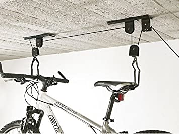 Ascensor De Bicicletas Ascensor de bicicletas Soporte De Montaje ...