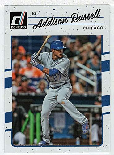 Addison Russell (Baseball Card) 2017 Panini Donruss # 72 Mint ()