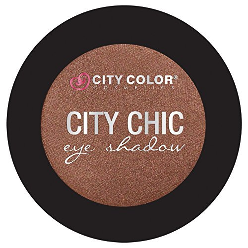 CITY COLOR COSMETICS City Chic Eyeshadow | Highly Pigmented Loose Cream Makeup (Goal Digger)