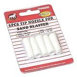 Pit Bull TAIA0255 Ceramic Sand Blasting Nozzles, 5 Piece