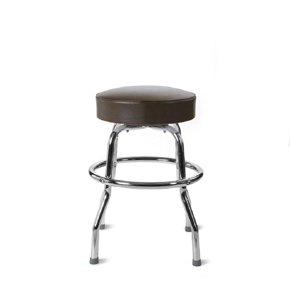 Amazoncom Richardson Seating 0 1950brn24 Backless Swivel 24