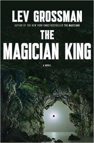 Téléchargement gratuit des manuels The Magician King: A Novel (Magicians Trilogy) PDF 0670022314 by Lev Grossman