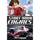 Start Your Engines (Racing Hearts Book 1)