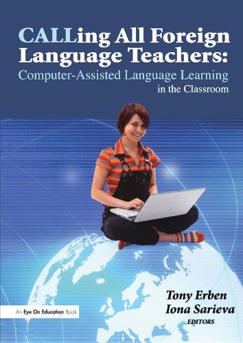 Calling Equipment - Calling All Foreign Language Teachers