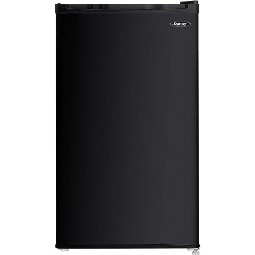 Danby Dcr032 C1 Bdb Compact Refrigerator,1 Door, 3.2 Cu Ft, Black by Danby