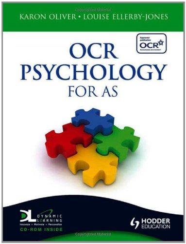 OCR Psychology for AS (A Level Psychology)