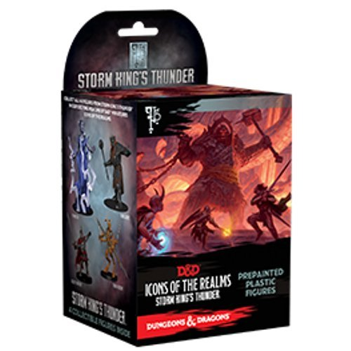 (Icons of the Realms: Single Booster - Storm Kings Thunder)