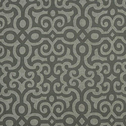 Swatch Sample Fabric Robert Allen Beacon Hill Le Chateau Java Linen Upholstery Drapery HH47
