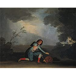 The Polyster Canvas Of Oil Painting 'Julia Asensio Escena De Una Comedia End Of 18 Century ' ,size: 24 X 30 Inch / 61 X 77 Cm ,this Vivid Art Decorative Prints On Canvas Is Fit For Garage Decoration And Home Decor And Gifts
