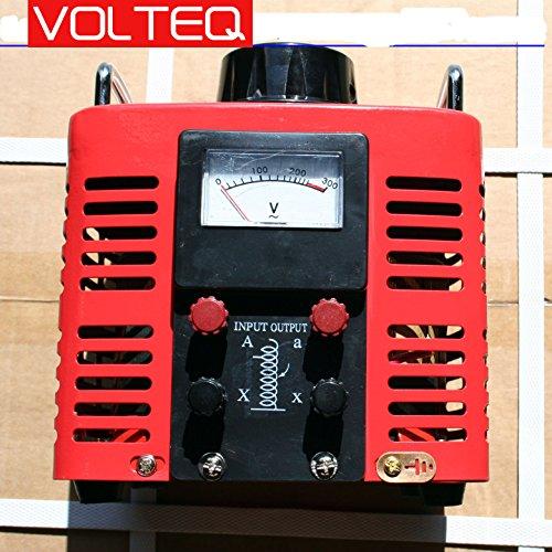 Volteq 2KVA Variable Transformer 2000VA 0-250V 220V for sale  Delivered anywhere in USA