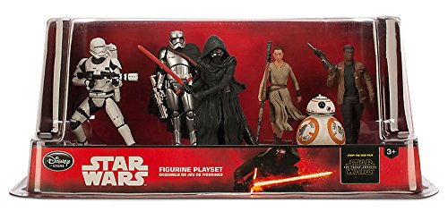 Star Wars Awakens Figurine Playset