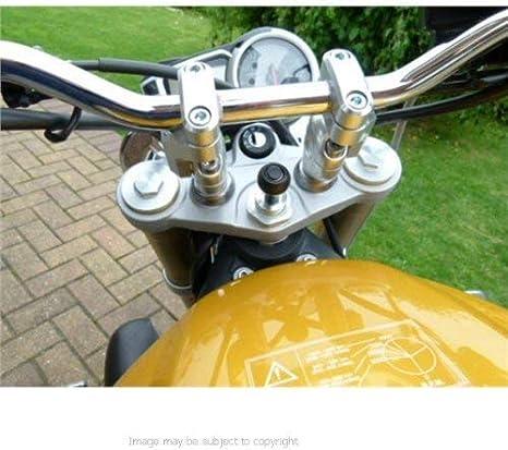 17 5 20 5 Mm Motorrad Gabel Halterung Für Garmin Zumo Elektronik