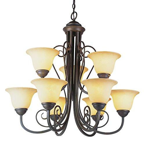 Trans Globe Lighting 6529 ABZ Indoor Laredo 29.5