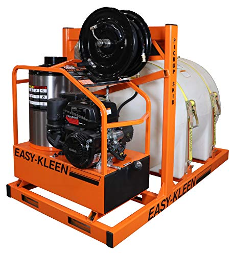 Easy-Kleen Professional 3500 PSI (Gas - Hot Water) Gear-Drive Pressure Washer w/ Electric Start