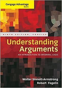 Descargar PDF Cengage Advantage Books: Understanding Arguments, Concise Edition