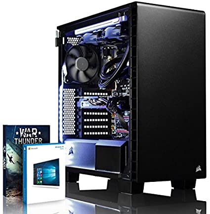 VIBOX Armageddon GM750-171 Gaming PC Ordenador de sobremesa ...