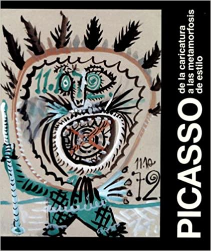 Descarga gratuita de ebook tutorial en francés Picasso de la Caricatura A las Metamorfosis de Estilo 8477829810 in Spanish ePub