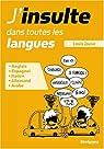 J'insulte dans toutes les langues par Jouve