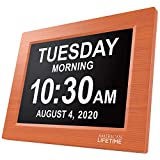 American Lifetime, Newest Version, Day Clock