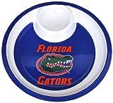 NCAA Florida Gators Melamine Chip and Dip, 13-Inch