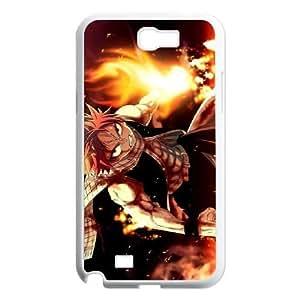 samsung n2 7100 phone case White Fairy Tail XGE9477842