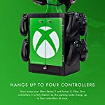 Numskull-Official-Xbox-Series-X-Game-Storage-Locker-Headphone-Stand-and-Controller-Holder-Stores-10-Games-or-Blu-Ray-Disc-Cases-4-Xbox-Controllers