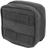 CONDOR MA77-002 4x4 Utility Pouch Black