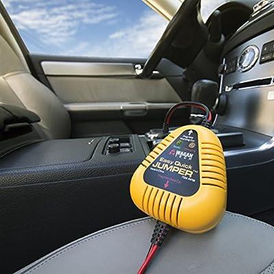 Wagan EL9796 Easy Quick Jumper In-Car Jumpstarter