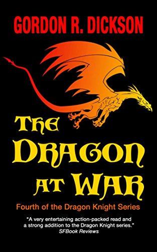 book cover of The Dragon at War