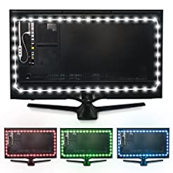 Luminoodle Color Bias Lighting - USB LED...