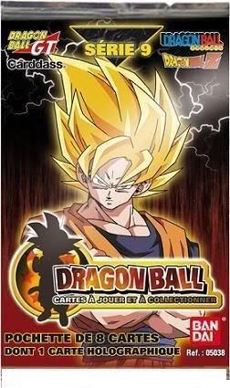Bandai Booster de cartas de Dragon Ball serie 9: Amazon.es ...
