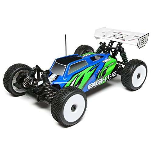- Losi Body Set Clear: 1/14 Mini Rally