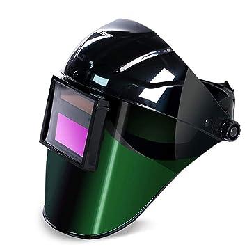 Máscara de soldadura de atenuación automática Cabeza de soldadura ...