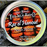 The Silk Road Restaurant North African Ras el Hanout Spice Blend