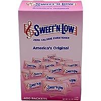 Sweet N Low Sweetener, 400 Count