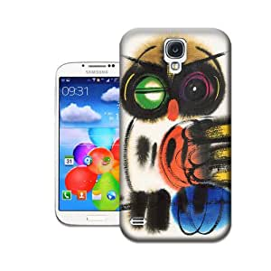 Randi''s iPhoneCase Creative Coolest Watercolor Owl Phone Case for Samsung Galaxy S4
