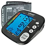 Best Cuff Blood Pressure Monitors - Blood Pressure Monitor by Vive Precision - Automatic Review