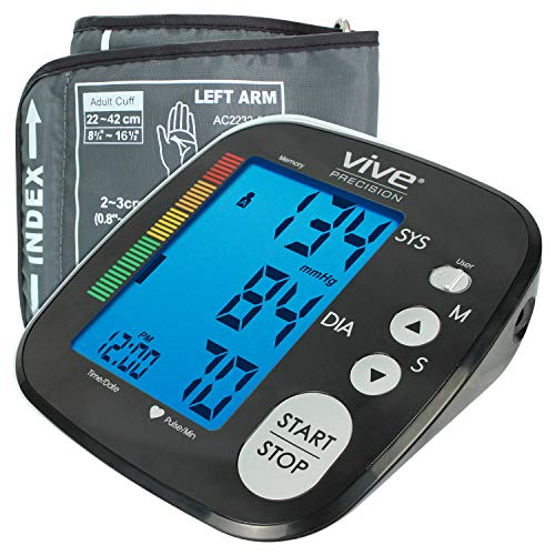 Vive Precision Blood Pressure Machine -...