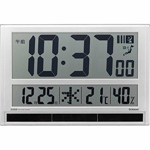 king gym 시계 하이브리드 디지탈 전파 시계 GDD-001