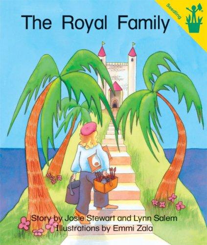 Early Reader: The Royal Family (Royal Readers)