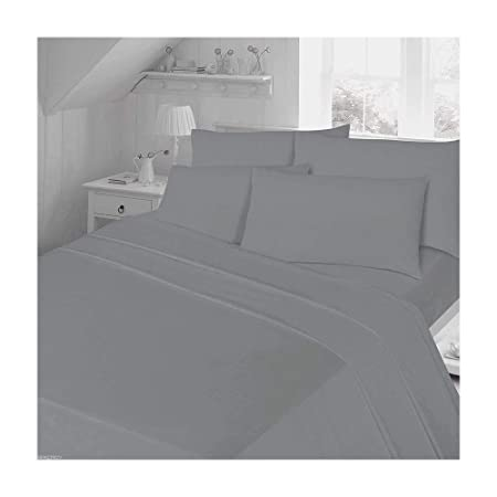 Extra Deep Fitted Sheets King Size Bed Percale Non Iron Bed Sheets