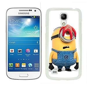 Moi Moche et mechant Minions Film cas (11) adapte Samsung Galaxy S4 mini I9195 couverture coque rigide de protection mobile phone case cover Despicable me