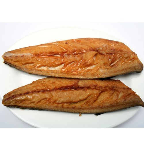 Smoked Peppered Mackerel - 1 lb Peppered Mackerel